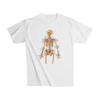 T-Shirt Skeleton, XL, 1005503 [W41011], Halloween Bones ve Hediyeler